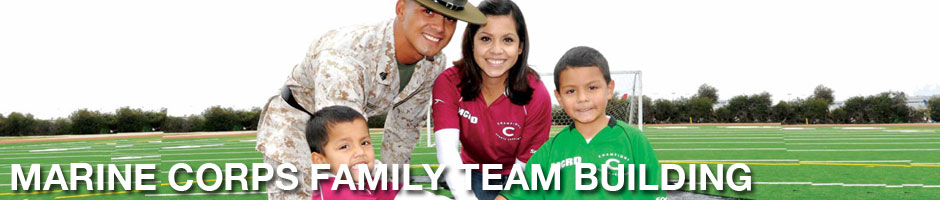 Marine Corps Family Team Building