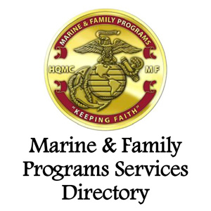 Marine & Family Programs Services Directory