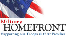 Military Homefront - Supporting our Troops & their Families