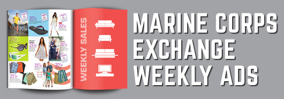 Marne Corps Exchange Weekly Ads
