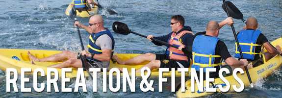 Recreation - Image of Kayakers