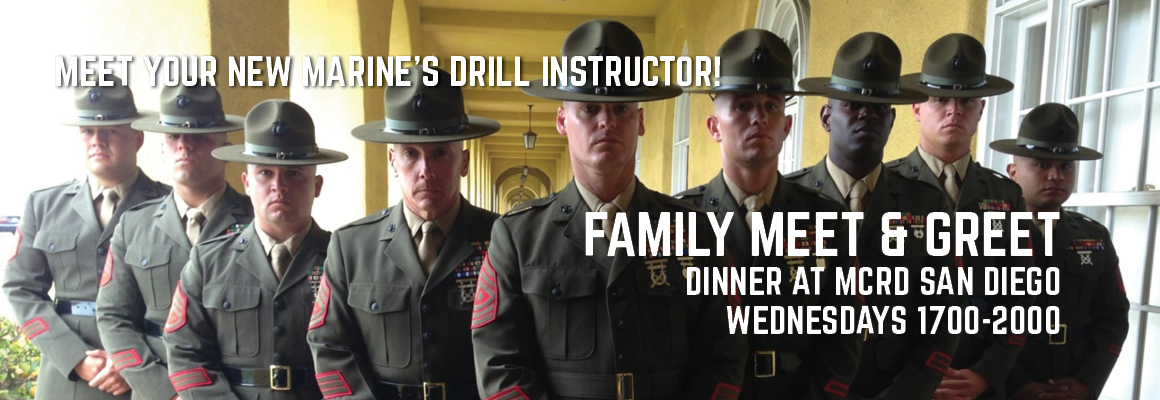 Images of Drill Instructors