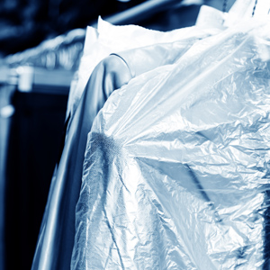 Image of dry cleaning