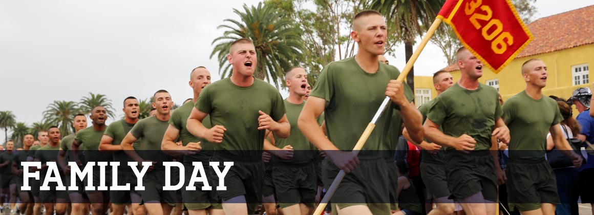 Family Day Marine Corps Community Services Mcrd San Diego