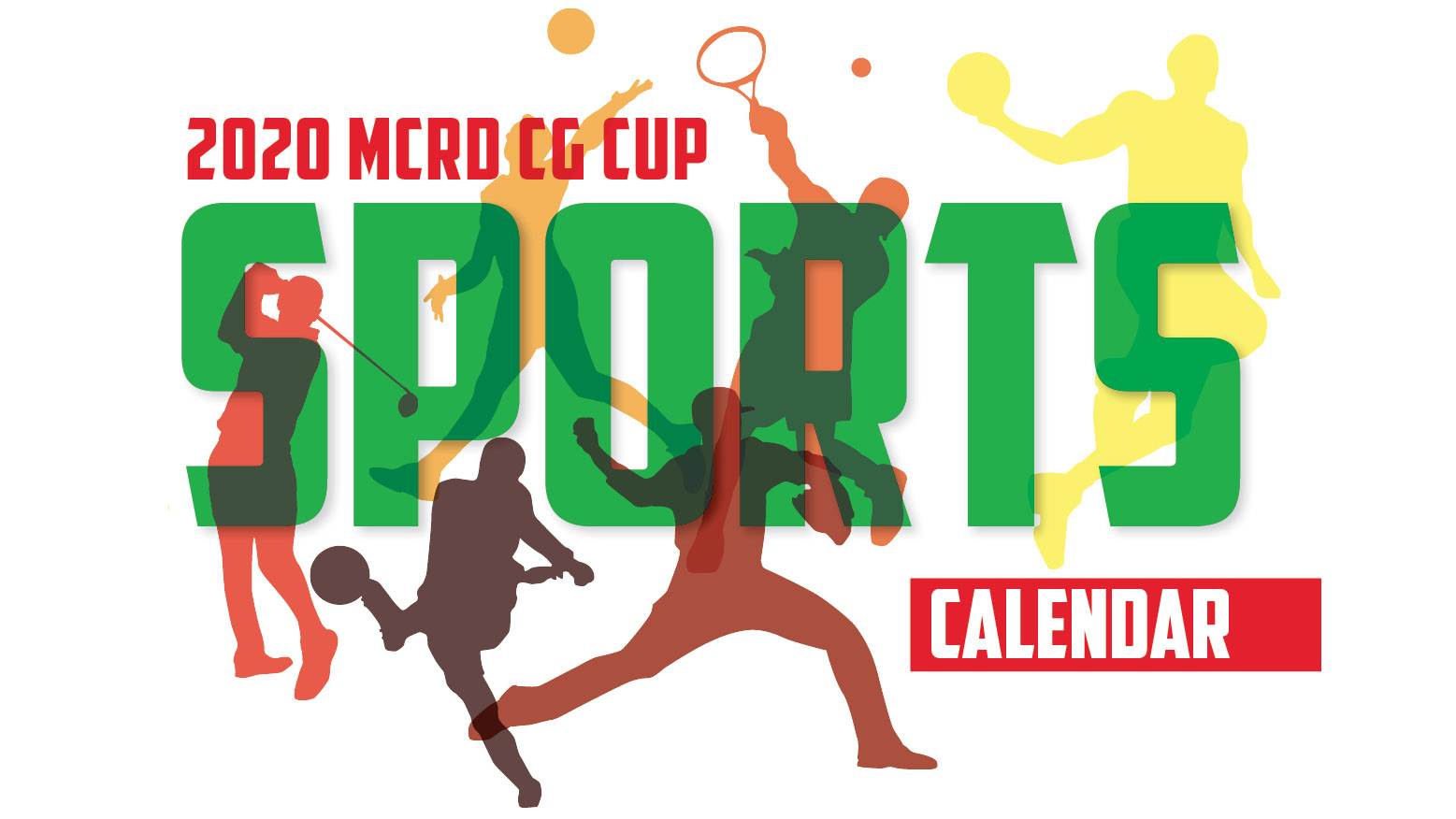 Image of the flyer - 2020 CG Cup Sports Calendar